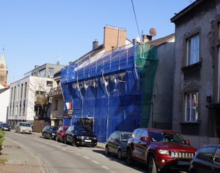 [Kraków] Budynek Mieszkalny, ul. Zamoyskiego 76 455452
