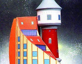 [Szczytno] Wieża Ciśnień 6428