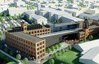 """[Pabianice] Kompleks handlowo-biznesowo-hotelowy """"Centrum  Fabryka"""""""