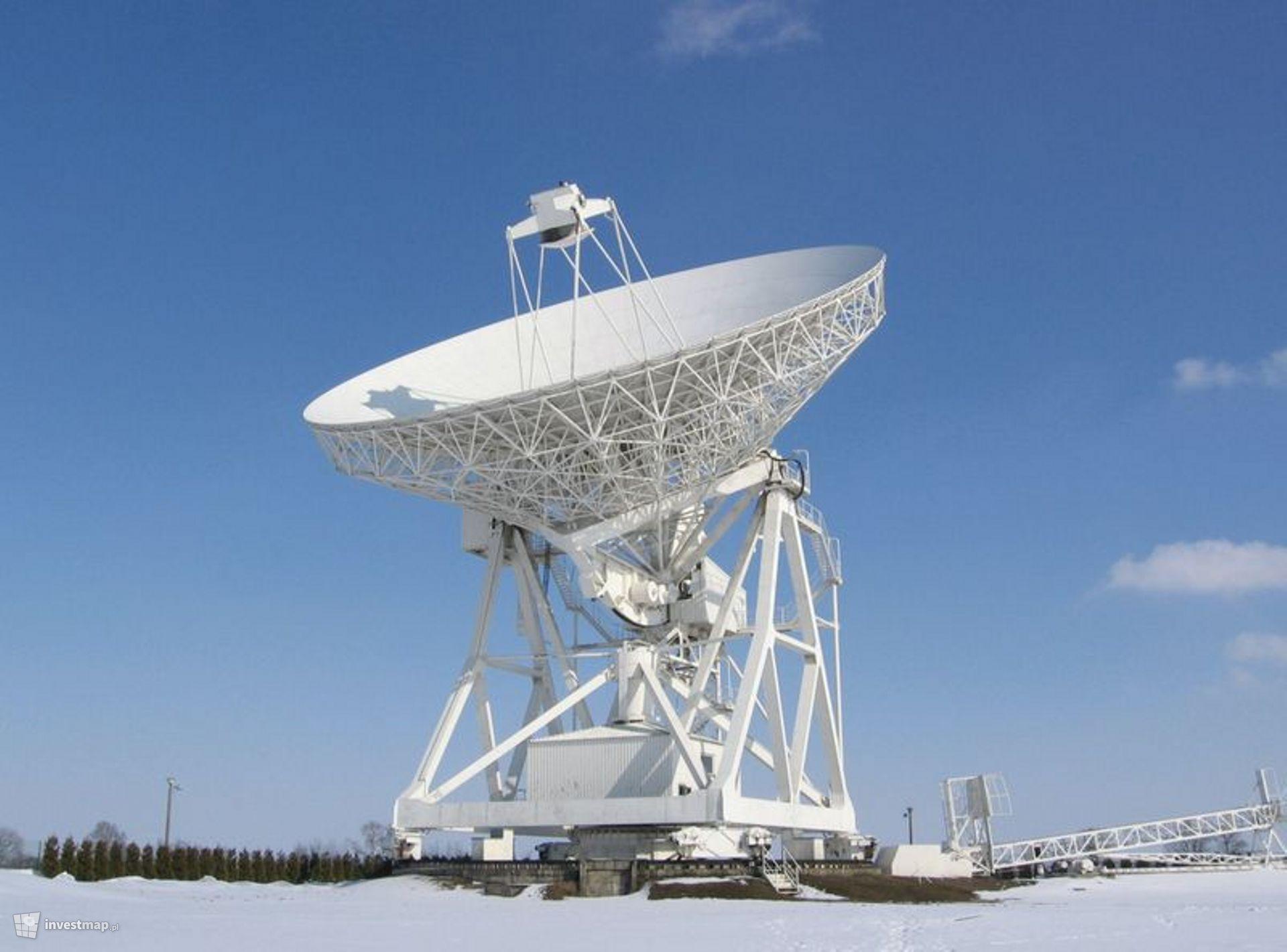 Krajowe Centrum Inżynierii Kosmicznej (radioteleskop Hevelius)