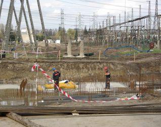 [Łagisza] Przebudowa R110kV Elektrownia Łagisza 37405