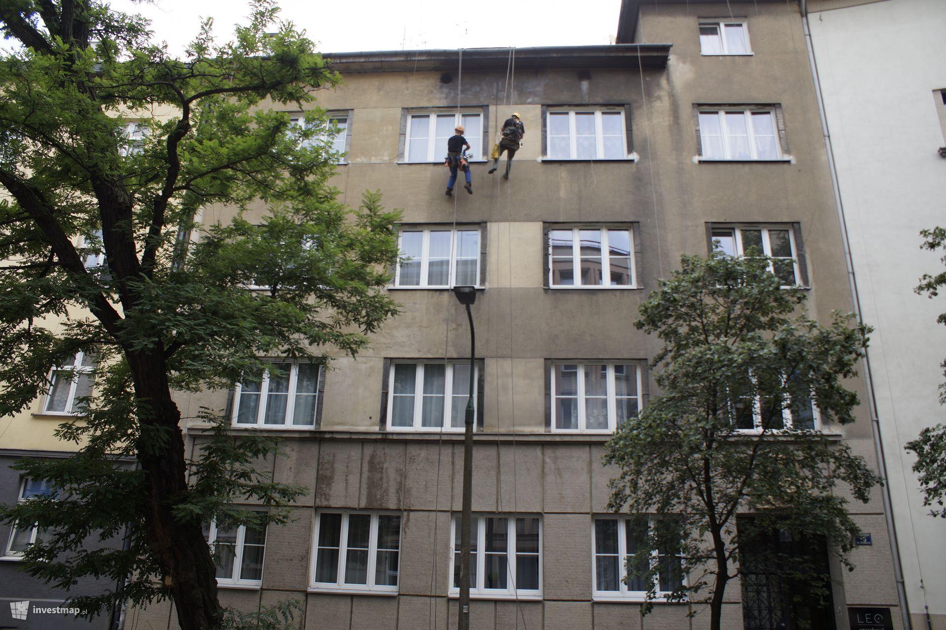 Remont Kamienicy, ul. Żuławskiego 16