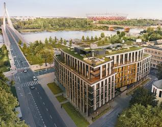"""[Warszawa] Apartamentowiec """"Flisac Apartamenty Powiśle"""" 416541"""