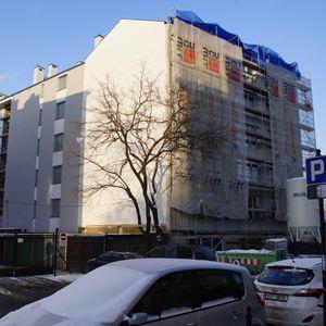 [Kraków] Budynek mieszkalny, ul. Miodowa 42,44 406787