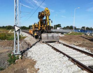 Remont linii kolejowej 292 na odcinku Jelcz Miłoszyce – Wrocław Sołtysowice 492547