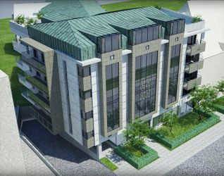 [Kraków] Apartamentowiec, ul. Chopina 9 167710