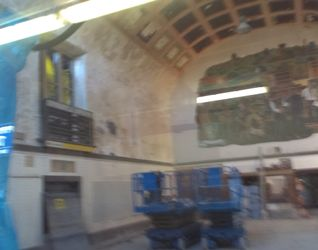"""[Kędzierzyn-Koźle] Dworzec """"Kędzierzyn-Koźle Główny"""" (remont) 174878"""