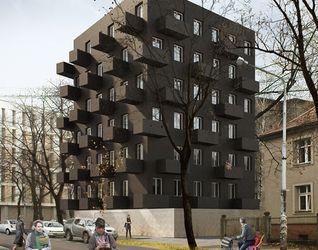 """[Katowice] Budynek Mieszkalny """"Unikato"""" 239902"""
