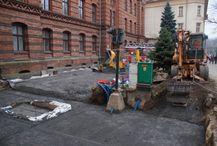 [Kraków] Straż Pożarna, ul. Westerplatte