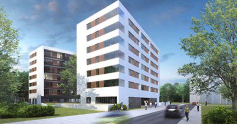 [Warszawa] Kompleks mieszkalny, ul. Krasińskiego 46622