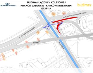 [Kraków] Estakady Kolejowe, Zabłocie - Krzemionki 213535