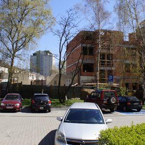[Kraków] Budynek Mieszkalny, ul. Racławicka 50 421919
