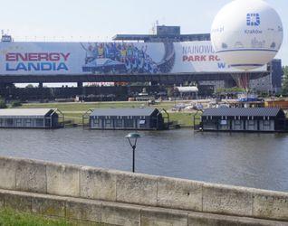 [Kraków] Pływające hotele 437791