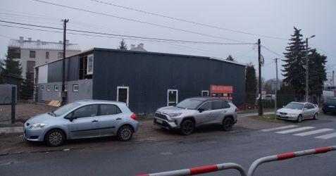 [Kraków] Budynek Usługowy, ul. Krzywda 500511