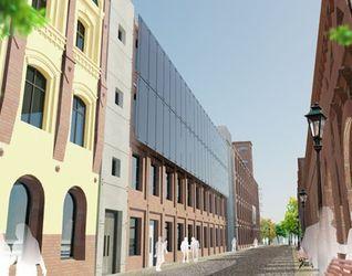 """[Pabianice] Kompleks handlowo-biznesowo-hotelowy """"Centrum  Fabryka"""" 18208"""