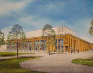 [Lusławice] Nowa siedziba Europejskiego Centrum Muzyki Krzysztofa Pendereckiego 20512