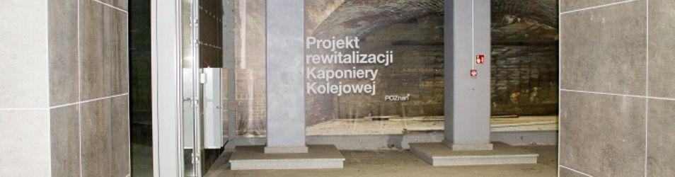 [Poznań] Kaponiera Kolejowa (rewitalizacja) 349472