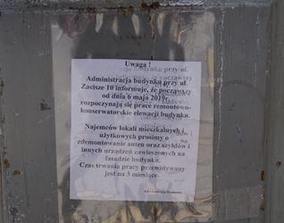 [Kraków] Remont Kamienicy, ul. Zacisze 10  429088
