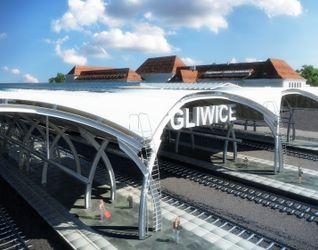 [Gliwice] Dworzec PKP (przebudowa) 129569