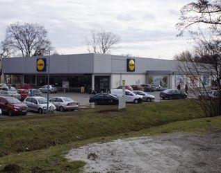 """[Kraków] Supermarket """"Lidl"""", ul. Kocmyrzowska 468257"""