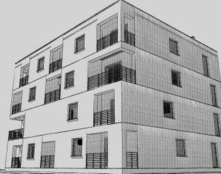 """[Piekary Śląskie] Budynek wielorodzinny """"Punktowiec"""" 34338"""