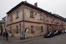 [Kraków] Remont, ul. Meiselsa