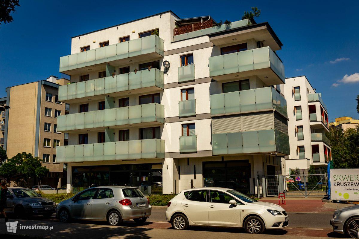 Zdjęcie Budynek mieszkalny Krypska 18 fot. Jakub Zazula