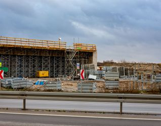 [Warszawa] Budowa S2 Południowej Obwodnicy Warszawy - Węzeł Przyczółkowa 406306