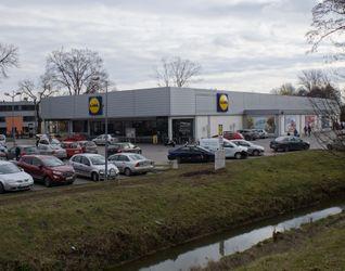 """[Kraków] Supermarket """"Lidl"""", ul. Kocmyrzowska 468258"""