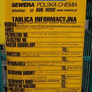 [Kraków] Budynek Mieszkalny, ul. Traugutta 3 481570