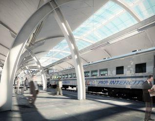 [Gliwice] Dworzec PKP (przebudowa) 129571