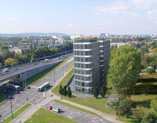"""[Kraków] Biurowiec """"Astris"""" 140323"""