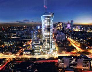 """[Warszawa] Kompleks biurowy """"Warsaw Spire"""" 182563"""