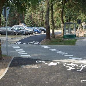 Ścieżka pieszo-rowerowa w Domasławicach 465955