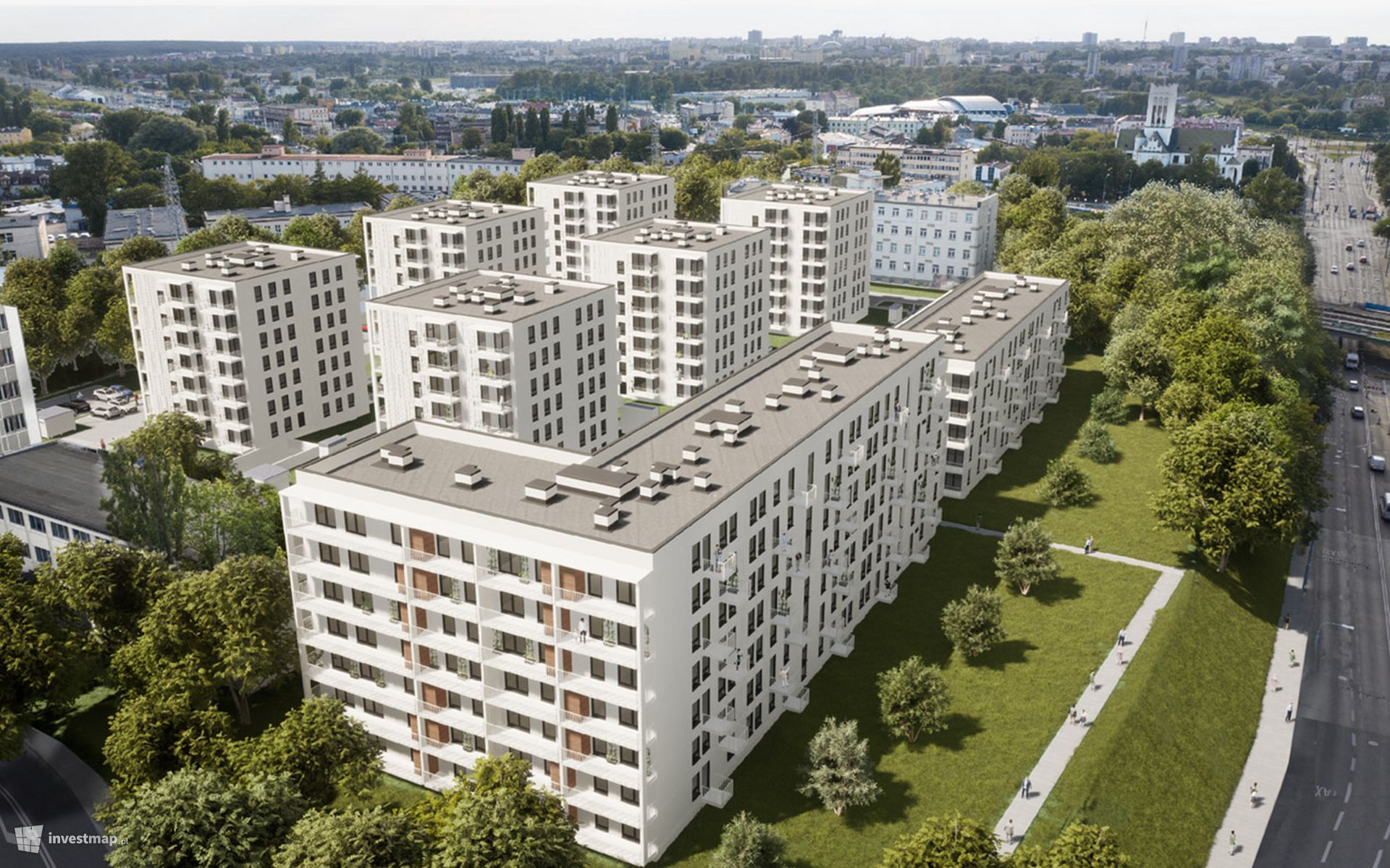 Osiedle Panorama Lublin