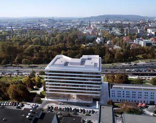 """[Kraków] Biurowiec """"Axis"""" 132644"""