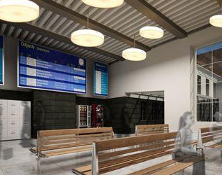 [Gliwice] Dworzec PKP (przebudowa) 129573