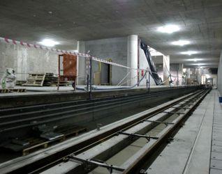[Warszawa] II linia metra 211493