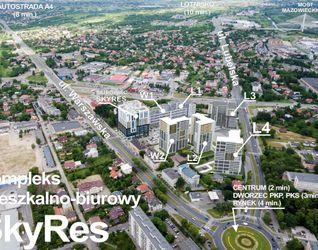 """[Rzeszów] Kompleks mieszkalno-biurowy """"SkyRes Warszawska-Lubelska"""" 361765"""
