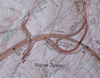 Droga S69 Bielsko-Biała - Żywiec 37669