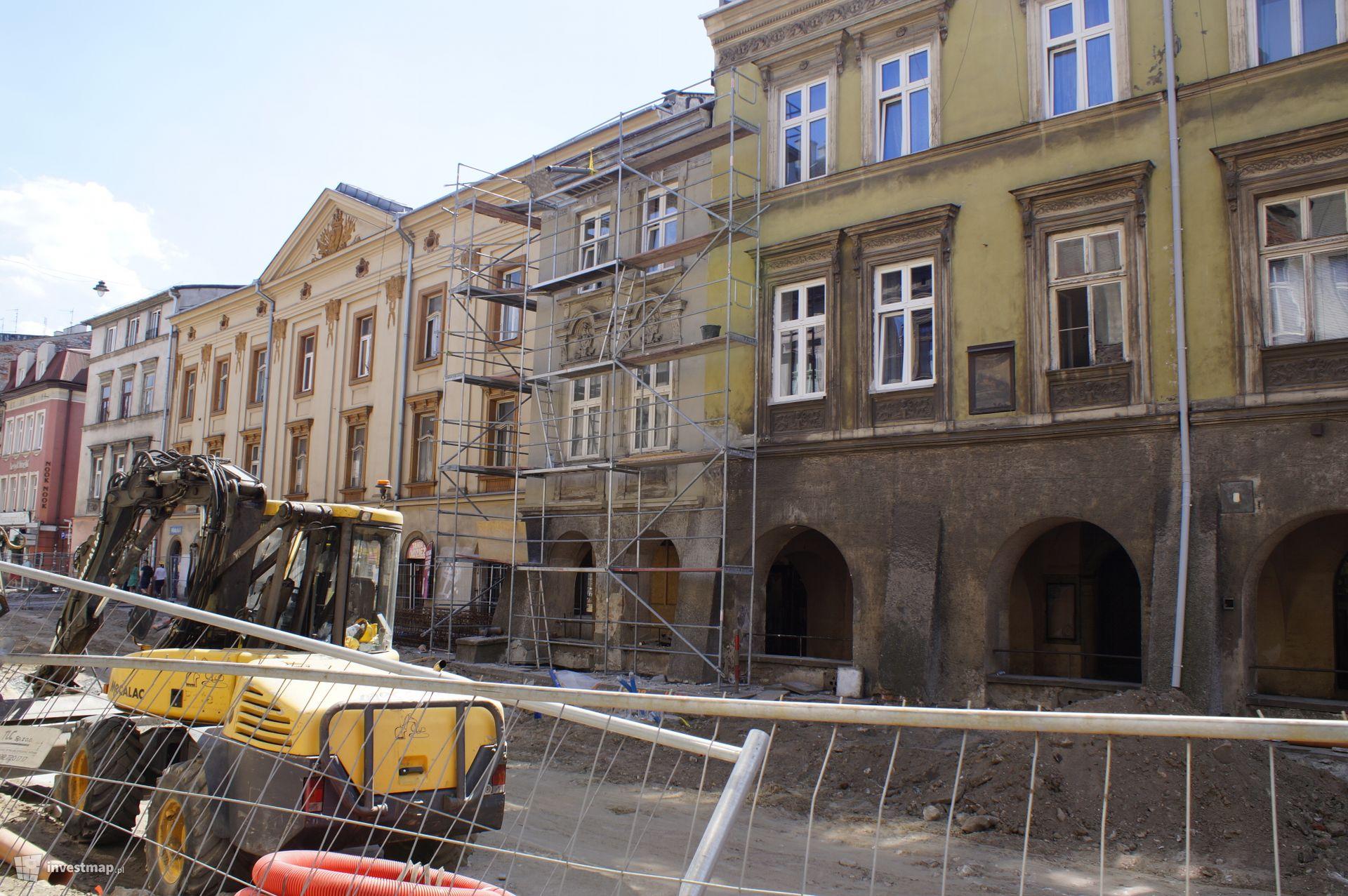 Remont Kamienicy, ul. Krakowska 11