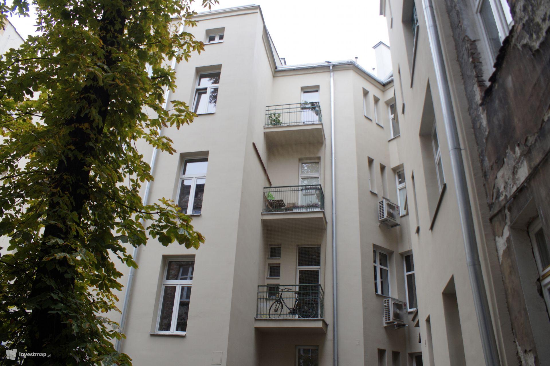 Remont Kamienic, ul. Lubomirskiego 27,29