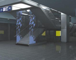 """[Kraków] Dworzec """"Kraków Główny"""" (modernizacja) 20774"""