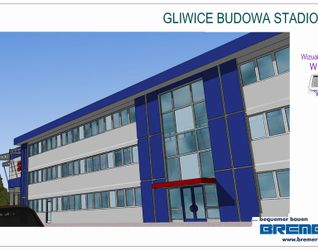 [Gliwice] Nowy Stadion Piasta Gliwice 34086