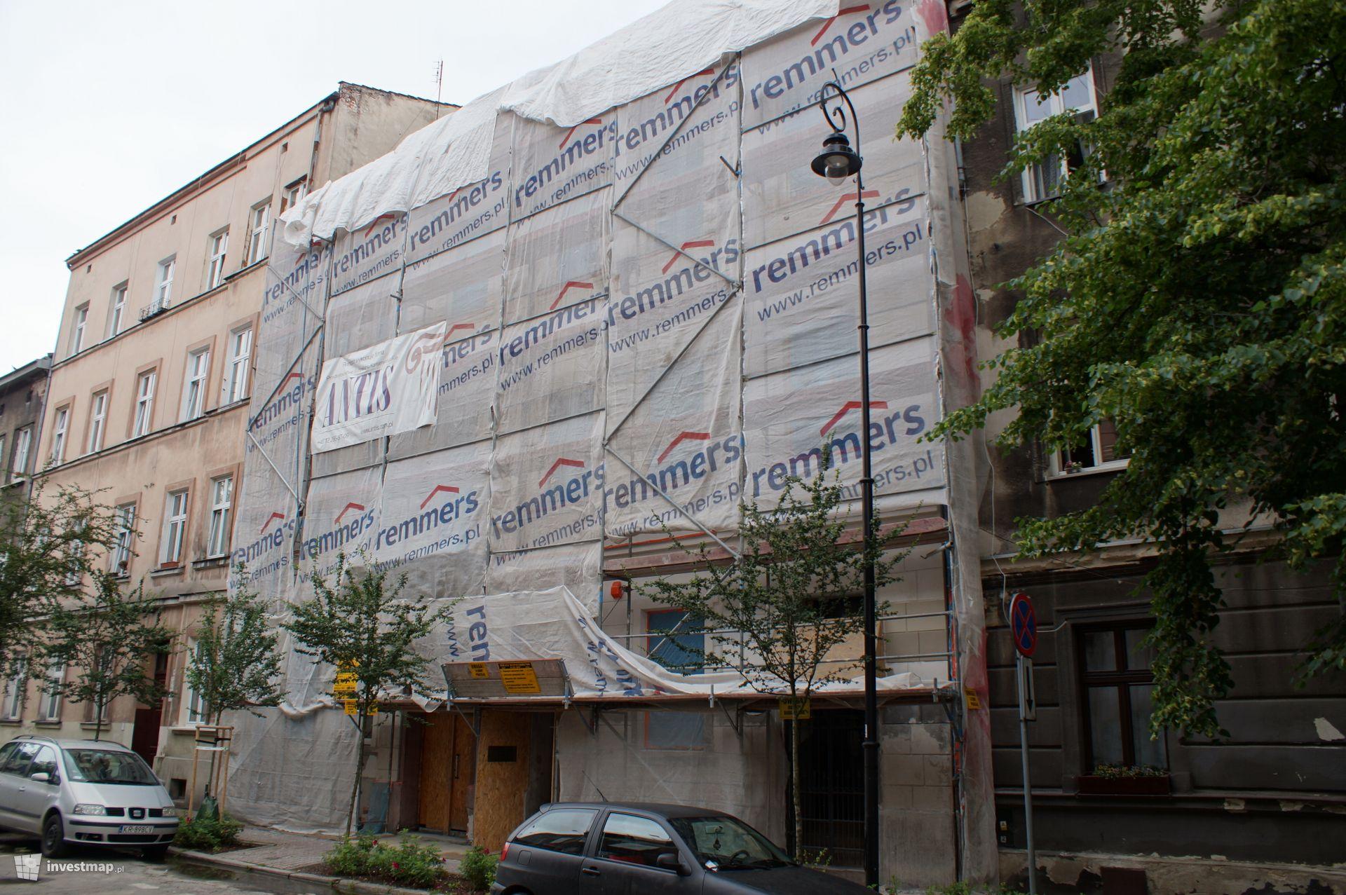 Remont Kamienicy, ul. Czarnieckiego 8