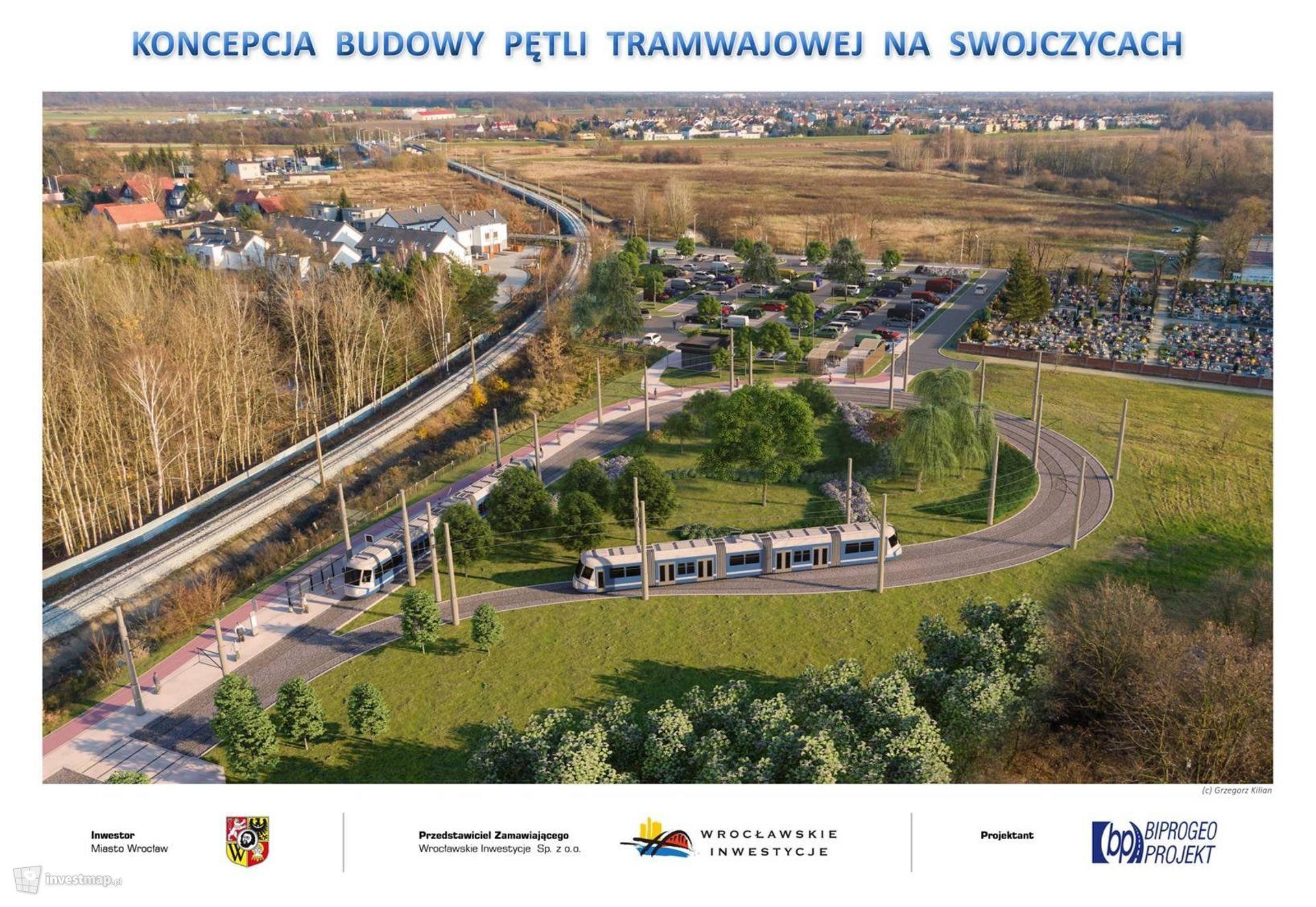 Trasa autobusowo-tramwajowa na Swojczyce