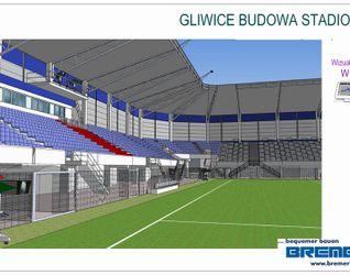 [Gliwice] Nowy Stadion Piasta Gliwice 34087