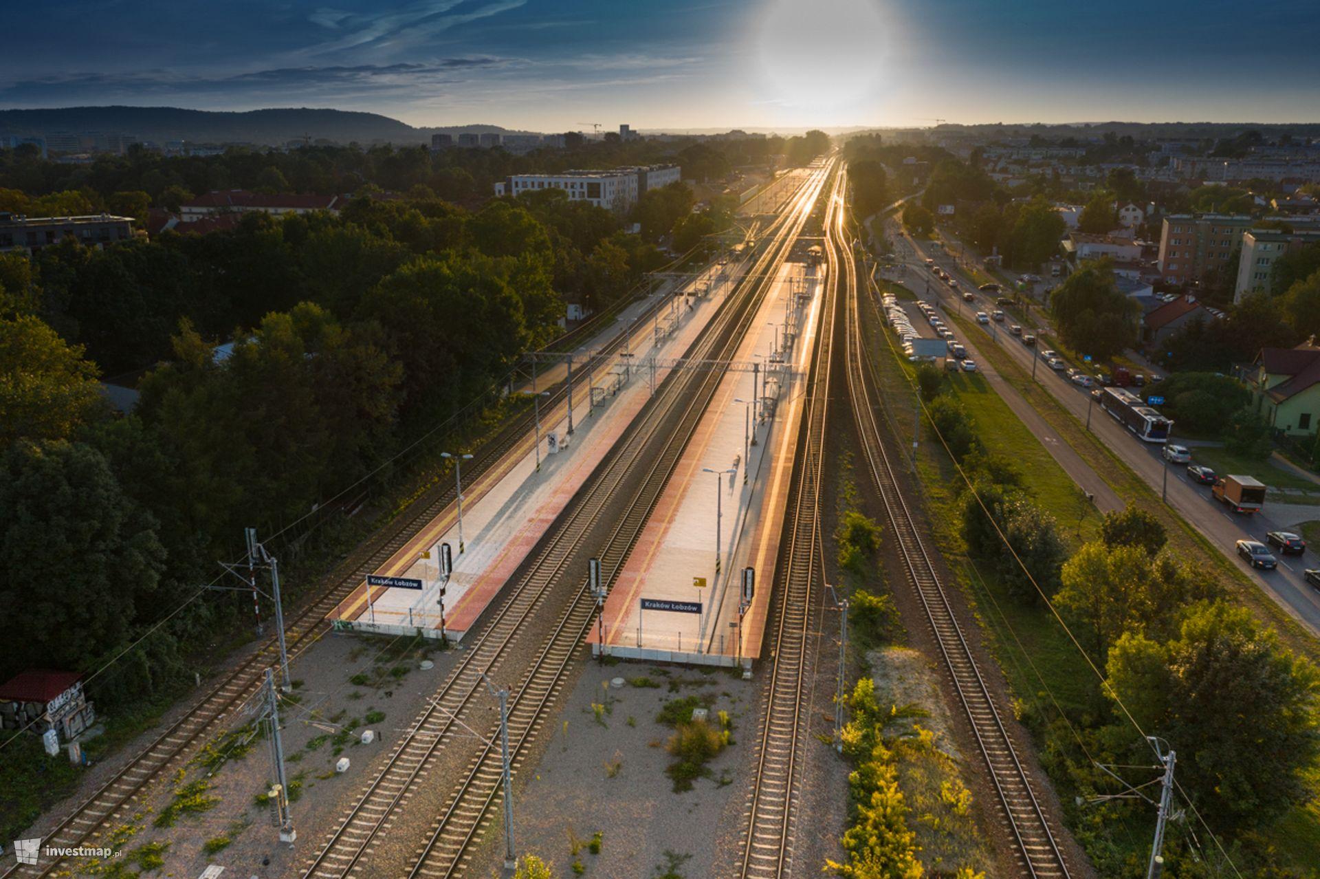 Linia kolejowa E30 na odcinku Kraków Główny Towarowy - Rudzice