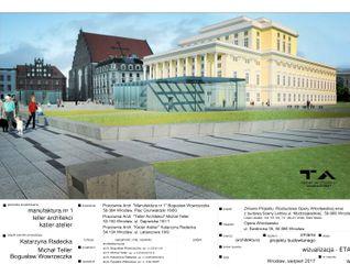[Wrocław] Opera Wrocławska (rozbudowa) 377604