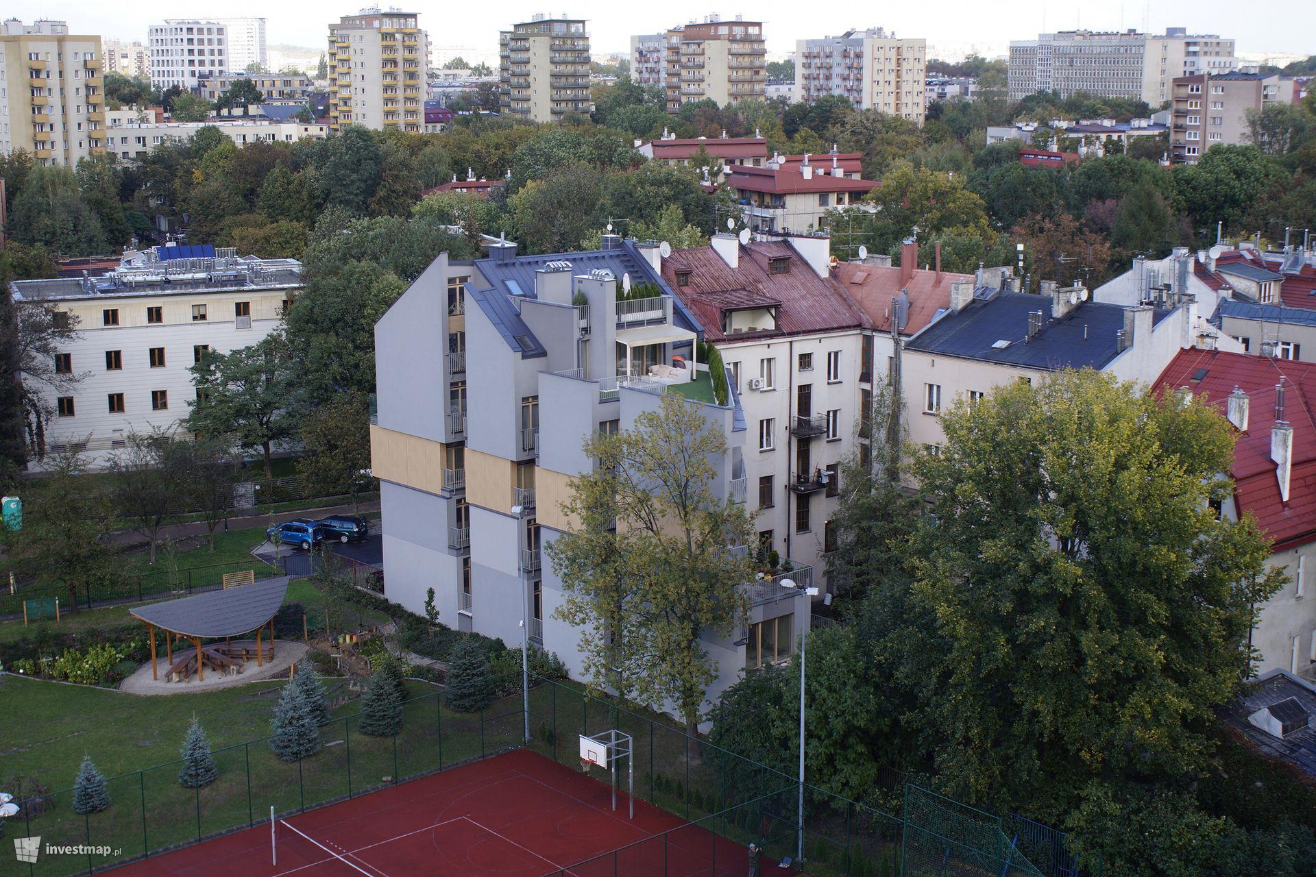 Apartamentowiec, Al. Grottgera 34